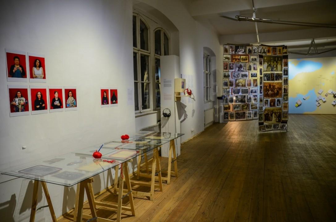 Silvina exhibition view 2